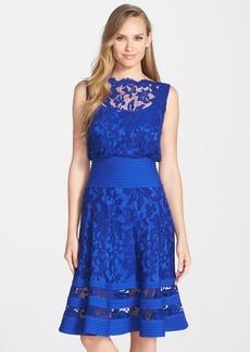 Tadashi Shoji Lace Fit & Flare Dress