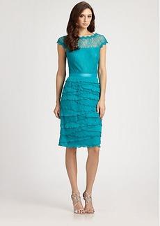 Tadashi Shoji Tiered Dress