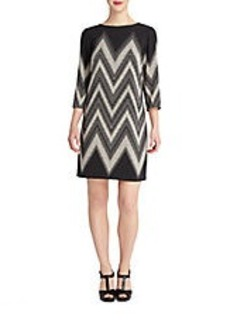 TAHARI ARTHUR S. LEVINE Anna Shift Dress