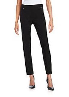 TAHARI ARTHUR S. LEVINE Skinny Knit Pants