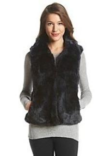 Tahari ASL® Faux Fur Vest