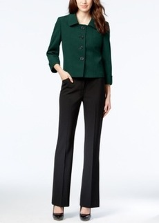 Tahari Asl Four-Button Jacket