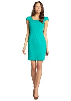Tahari ASL jade cap sleeve dress