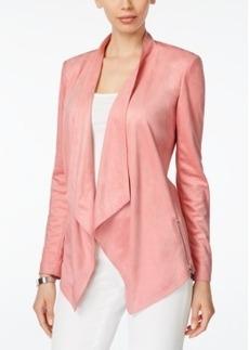 Tahari Asl Open-Front Jacket