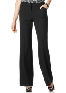 Tahari Asl Relaxed-Fit Trousers