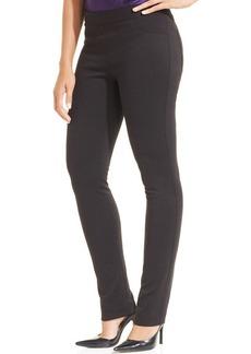 Tahari ASL Skinny-Leg Ponte-Knit Pants