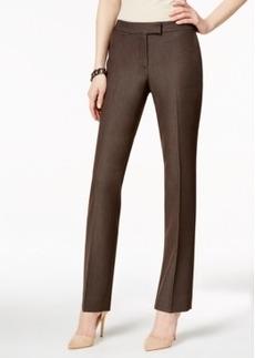 Tahari Asl Straight-Leg Pants
