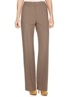 Tahari Asl Straight-Leg Trousers