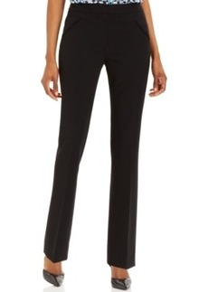 Tahari Asl Stretch Skinny-Leg Ankle Pants