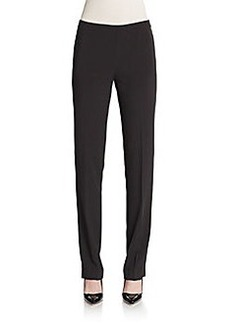 Tahari Bayleigh Stretch Crepe Pants
