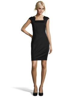 Tahari black 'Aiden' dress