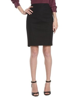 Tahari black 'Gretchen' pencil skirt
