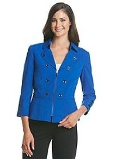 Tahari by Arthur S. Levine® Bistretch Double Breasted Jacket