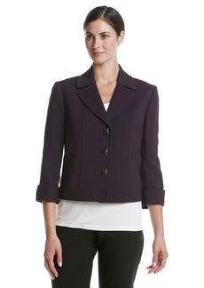 Tahari by Arthur S. Levine® Turnlock Jacket