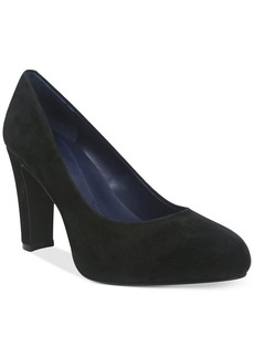 Tahari Dolly Platform Pumps