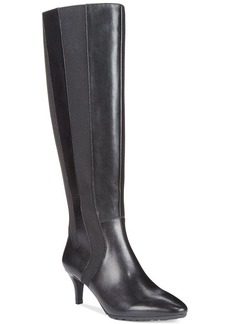 Tahari Fiore Tall Wide Calf Dress Boots