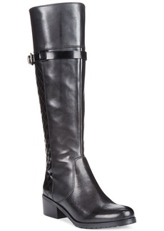 Tahari Killan Tall Wide Calf Riding Boots