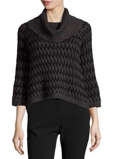 Tahari Nancy Chunky-Knit Sweater