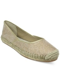 Tahari Poliana Espadrille Flats Women's Shoes