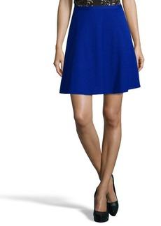 Tahari radiance stretch woven 'Judy Swing' skirt