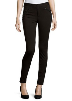 Tahari Rynn Slim-Fit Ponte Pants
