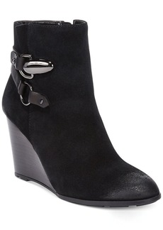 Tahari Simon Wedge Booties