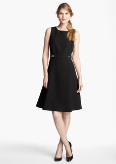 Tahari Sleeveless Fit & Flare Dress (Petite) (Online Only)