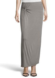 Tahari Soft Jersey Maxi Skirt