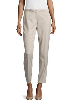 Tahari Straight-Leg Suit Pants