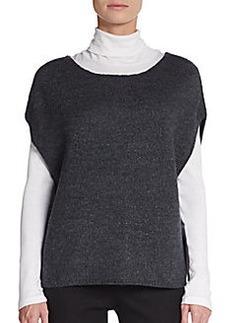 Tahari Tilla Cocoon Sweater
