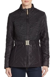 Tahari Willow Belted Jacket