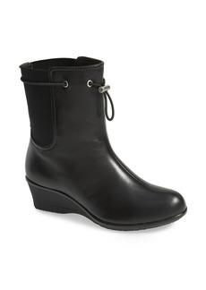 Taryn Rose 'Amir' Waterproof Wedge Boot (Women)