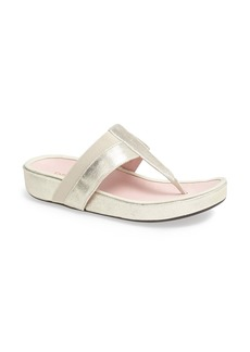 Taryn Rose 'August' Thong Sandal