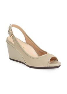 Taryn Rose 'Darlena' Wedge Sandal (Women)