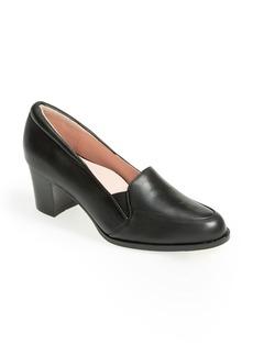 Taryn Rose 'Gwenn' Nappa Leather Loafer Pump (Women)
