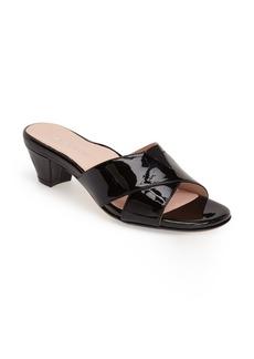 Taryn Rose 'Obert' Slide Sandal (Women)