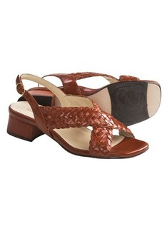 Taryn Rose Orla Woven Sandals - Leather (For Women)