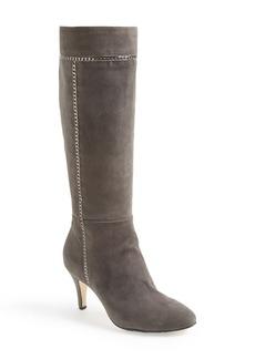Taryn Rose 'Treyes' Tall Suede Boot (Women)