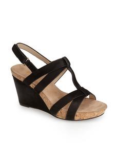 Taryn Rose 'Trini' Wedge Sandal (Women)