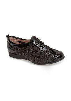 Taryn Rose 'Trudee' Woven Leather Oxford (Women)