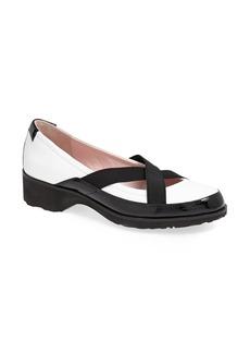 Taryn Rose 'Twila' Leather Slip-On