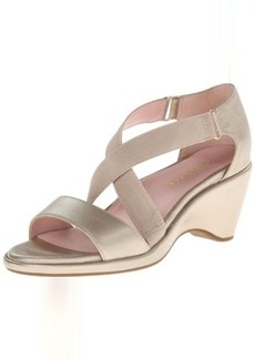 Taryn Rose Women's Maura Wedge Sandal
