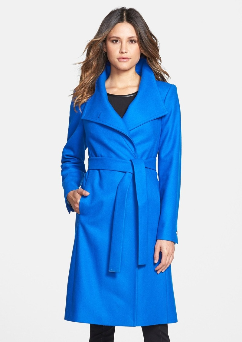 Ted Baker Ted Baker London Nevia Stand Collar Belted