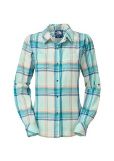 The North Face Alemany Plaid Shirt - Long-Sleeve - Women's