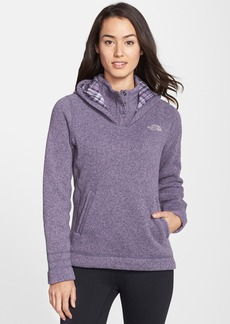 The North Face 'Crescent Sunset' Hooded Pullover
