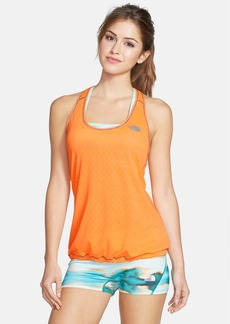 The North Face 'Eat My Dust' Mesh Racerback Tank