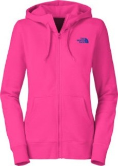 The North Face EMB Logo Full-Zip Hoodie - Women's