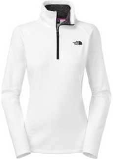 The North Face Kirata 1/4 Zip Top - Long-Sleeve - Women's
