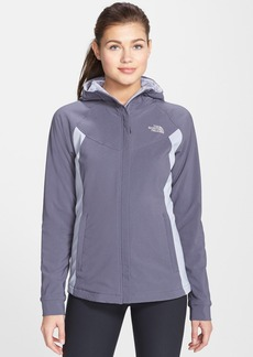 The North Face 'Maddie Raschel' Hooded Jacket