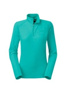 The North Face Striped TKA Glacier 1/4-Zip Fleece Pullover - Women's